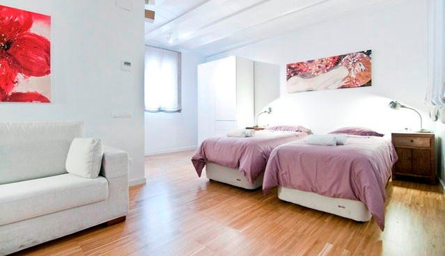 Apartamento Borne - fully renovated - Image 1 - Barcelona - rentals