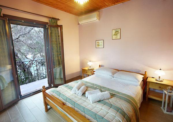 Double bedroom - Aglaia Studio (Loggos, Paxos) - Loggos - rentals