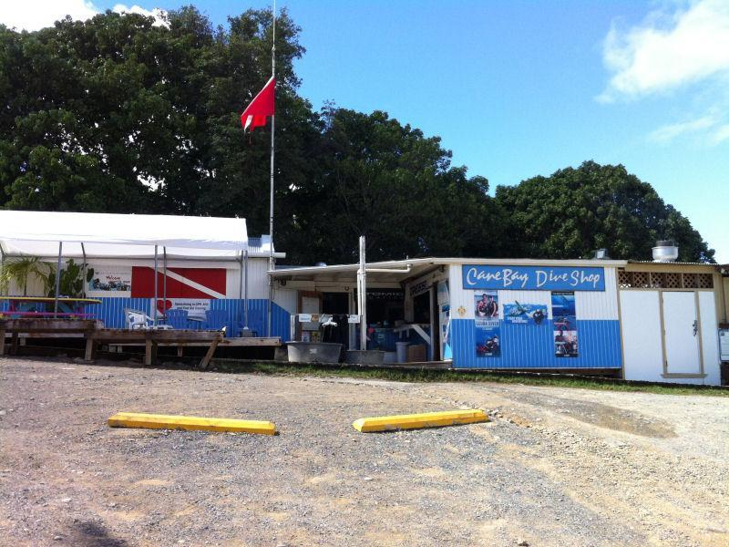 Cane Bay Dive Shop and EAT!@CaneBay also walking distance. - Cruzan Comfort at Cane Bay - LAST MINUTE DEALS - Saint Croix - rentals