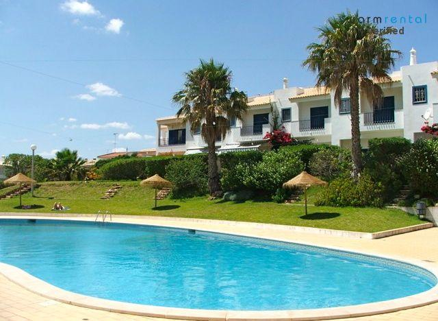 Exterior Area - Bolero Apartment, Oura, Albufeira, Algarve - Portugal - rentals