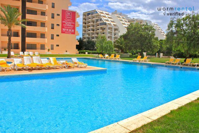Pool Area  - White Cupid Apartment - Portugal - rentals