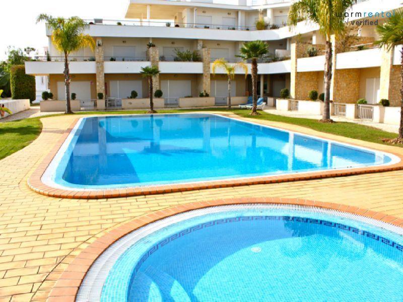 Outdoor Swimming Pool  - Dandia Apartment - Portugal - rentals