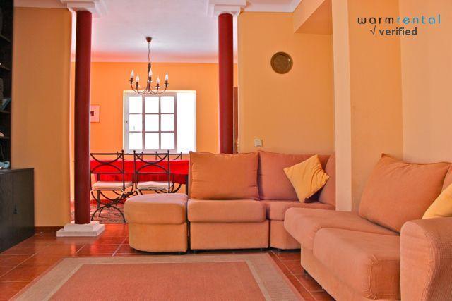 Living Room - Hambo Apartment, Armação de Pêra, Algarve - Portugal - rentals