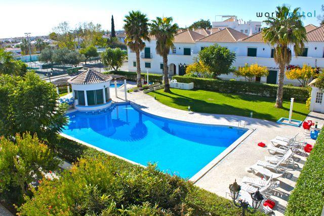 Exterior pool - Hora White Apartment, Cabanas Tavira, Algarve - Portugal - rentals