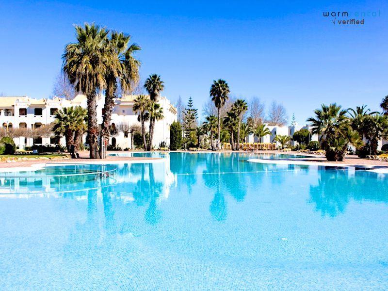 Exterior Swimming Pool - Latin Red Apartment, Cabanas Tavira, Algarve - Portugal - rentals