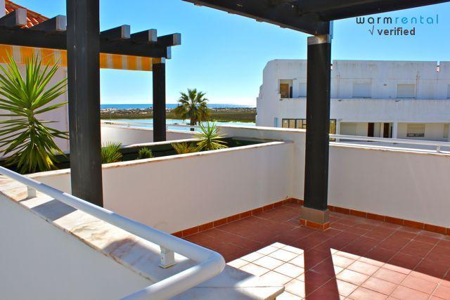 Terrace - Jig Yellow Apartment, Cabanas Tavira, Algarve - Portugal - rentals