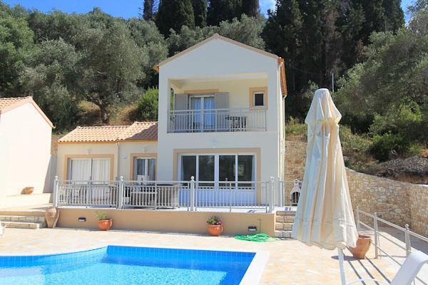 Amphitrite Villa on Marmari Beach - Amphitrite Villa (Loggos, Paxos) - Loggos - rentals