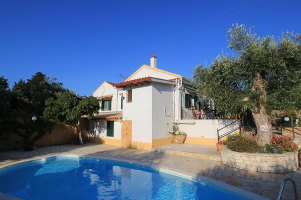 Hortensia - Hortensia Villa (Loggos, Paxos) - Loggos - rentals