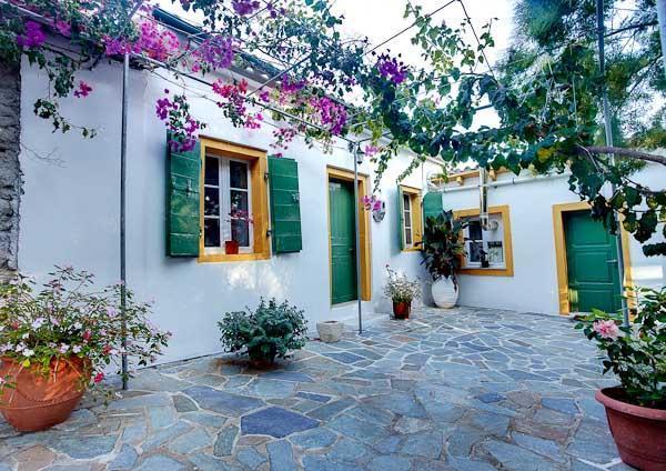 Nicoletta Cottage - Nicoletta Villa (near Loggos, Paxos) - Loggos - rentals