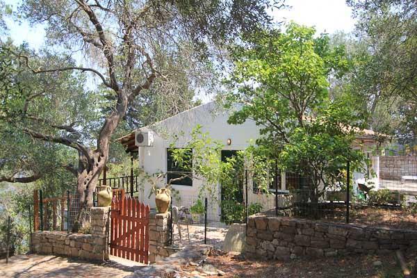 Katina Cottage - Katina Cottage (near Loggos, Paxos) - Loggos - rentals