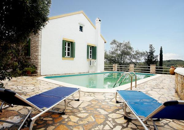 Country House and Pool - Country House (Paxos) - Magazia - rentals