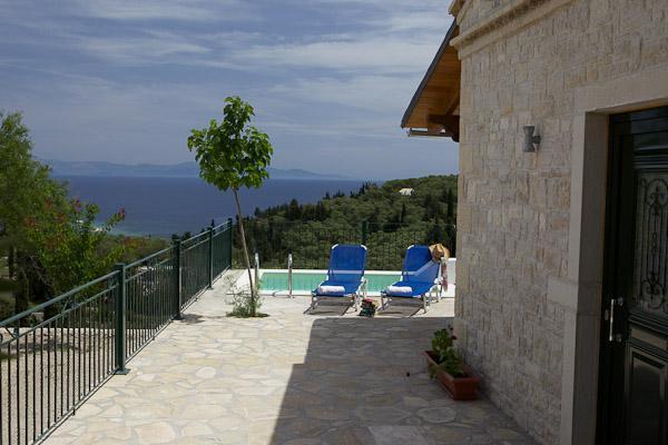 Nicola - Nicola Villa (Loggos, Paxos) - Loggos - rentals