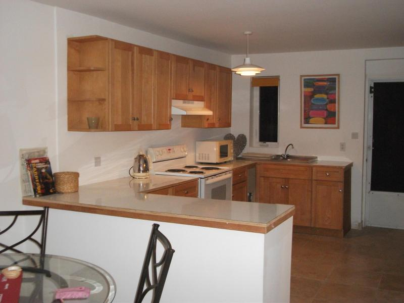 Fully Equipped Kitchen - Villa 221F, South Finger, Jolly Harbour - Jolly Harbour - rentals
