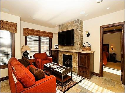 Family Room - Brand New Residence - Ski-in/Ski-out (9646) - Snowmass Village - rentals