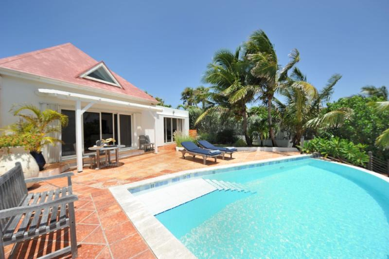 Bonbonniere at Pointe Milou, St. Barth - Ocean View, Private, Fully Air-Conditioned - Image 1 - Pointe Milou - rentals