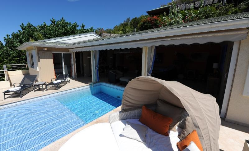 C'est La Vue at Pointe Milou, St. Barth - Ocean View, Amazing Sunset View, Pool - Image 1 - Pointe Milou - rentals