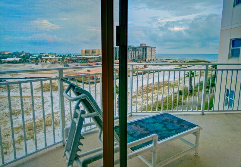 Waterscape 433-A - Book Online! 2BR/2.5BA Partial Gulf Views from Balcony on Okaloosa Island! - Image 1 - Fort Walton Beach - rentals