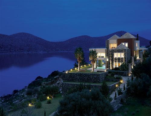 Villa Atlantis - Image 1 - Elounda - rentals