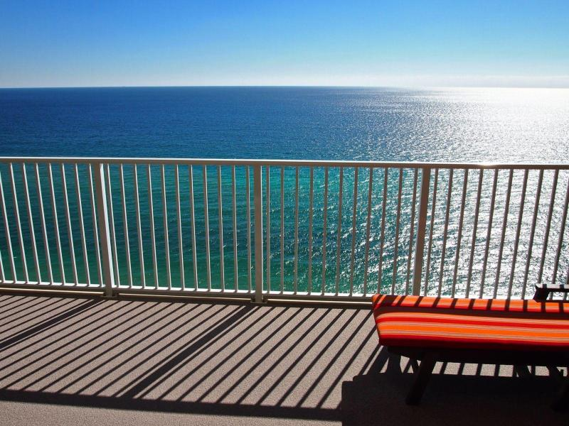 Gulf Front-on the beach at Tropic Winds! 2/2. - Image 1 - Panama City Beach - rentals