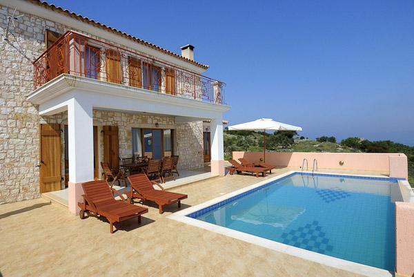 Evanthia - Villa Evanthia (near Fiscardo) - Fiscardo - rentals