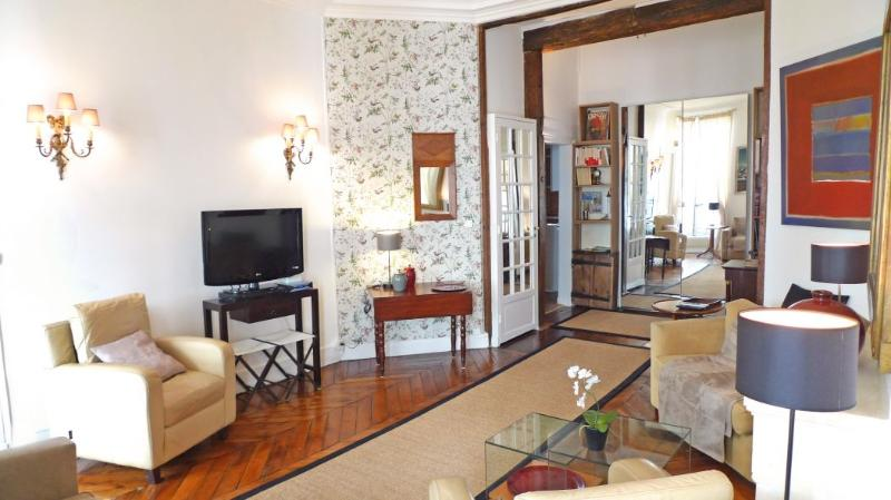 Apartment Dragon holiday vacation large apartment rental france, paris, saint-germain, 6th arrondissement, holiday vacation large apartme - Image 1 - 6th Arrondissement Luxembourg - rentals