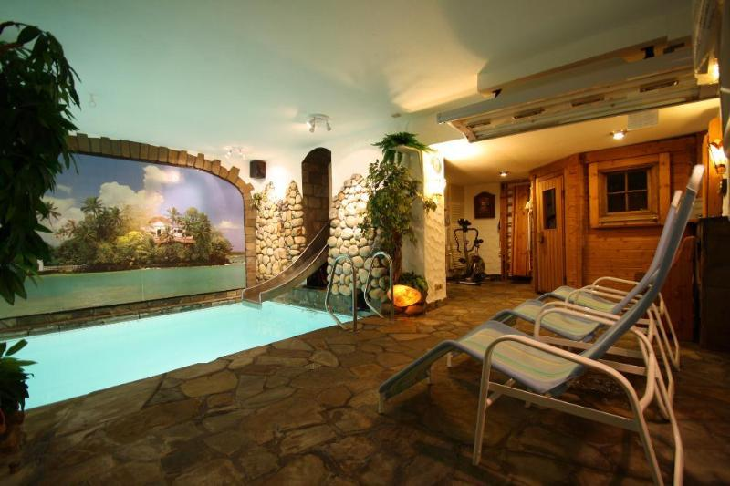 Spa area for private use (at least 2 hours per day) without extra charge - you will love it! - Maisonette, balcony, private use indoor pool+sauna - Zell (Mosel) - rentals