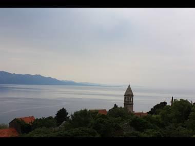 H(6+1): balcony view - 5966 H(6+1) - Podaca - Podaca - rentals