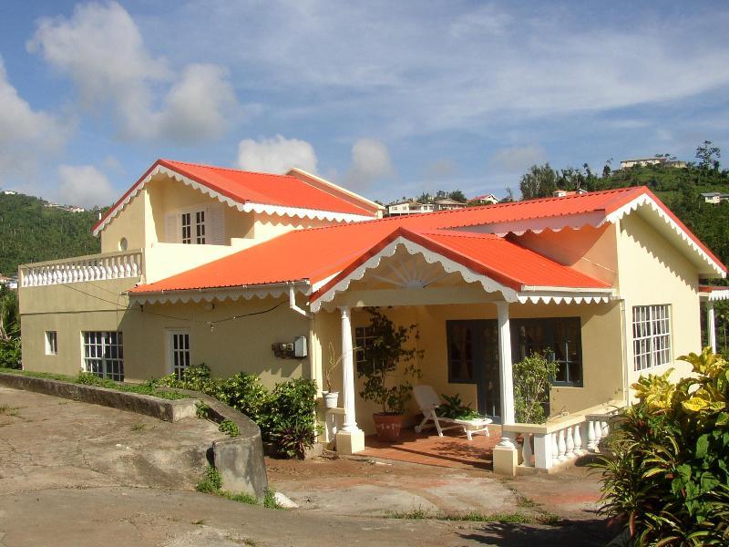 front view - 3 Bedroom House  - Grenada - Grenada - rentals