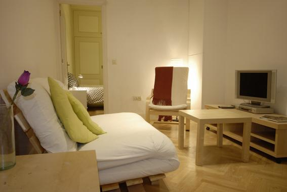 SANTA ANA SQUARE - Image 1 - Madrid - rentals