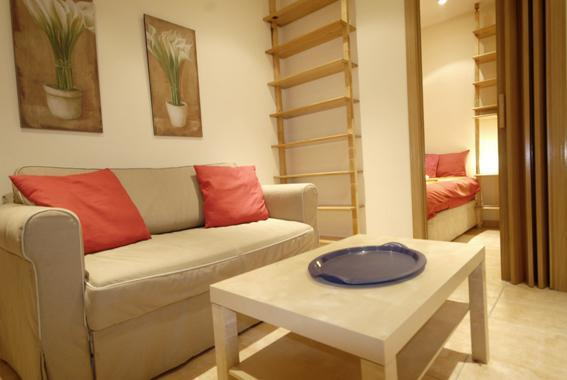 APARTAMENT IN OLAVIDE SQUARE - Image 1 - Madrid - rentals