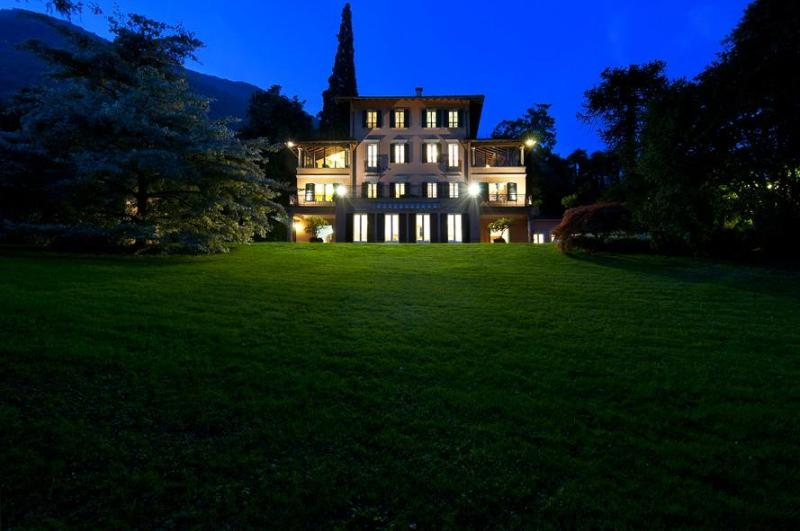 Luxury holiday villa Fedra in San Siro, Lake Como Italy - Luxury villa with pool, tennis and much more - San Siro - rentals