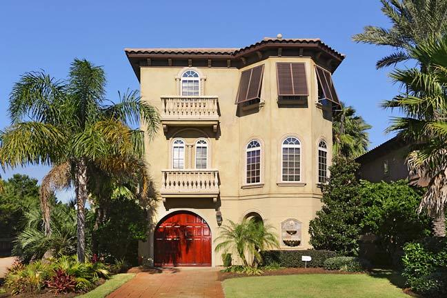 Villa Paradis in St Tropez Gated Community - villa paradis - Miramar Beach - rentals
