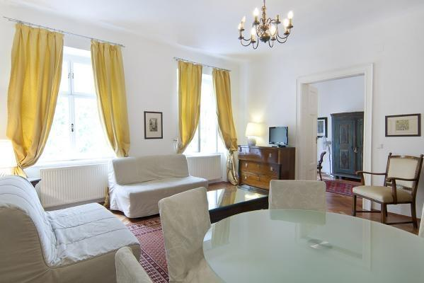 Living Room - In the hearth of vienna/Praterstrasse innere stadt - Vienna - rentals