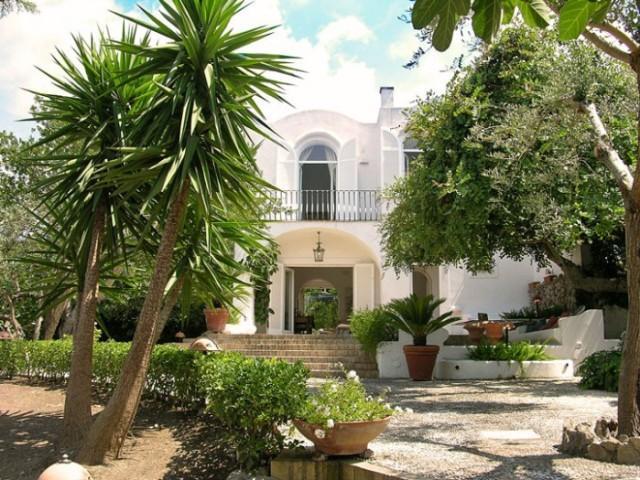 Villa Luna - Anacapri, Capri Island - Campania - Image 1 - Anacapri - rentals