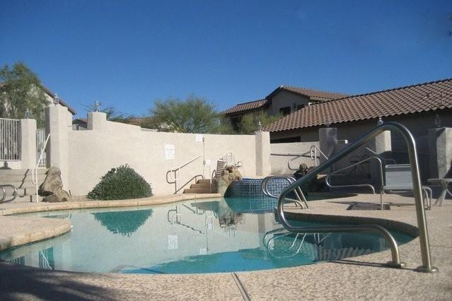Pool and Spa - Beautiful Condo - Fountain Hills AZ - Fountain Hills - rentals