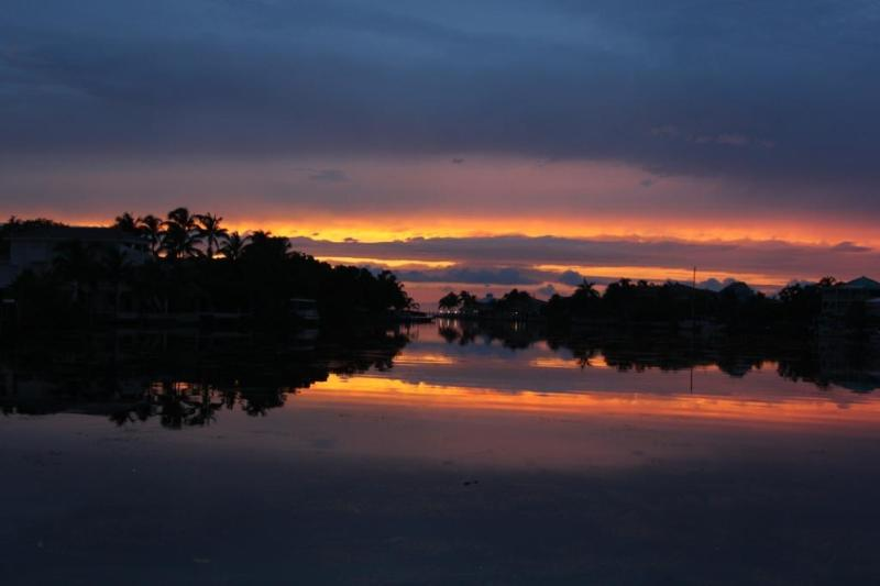 October Sunset - 2 Great Waterfront FL Keys Homes - 1 Low Price - Marathon - rentals