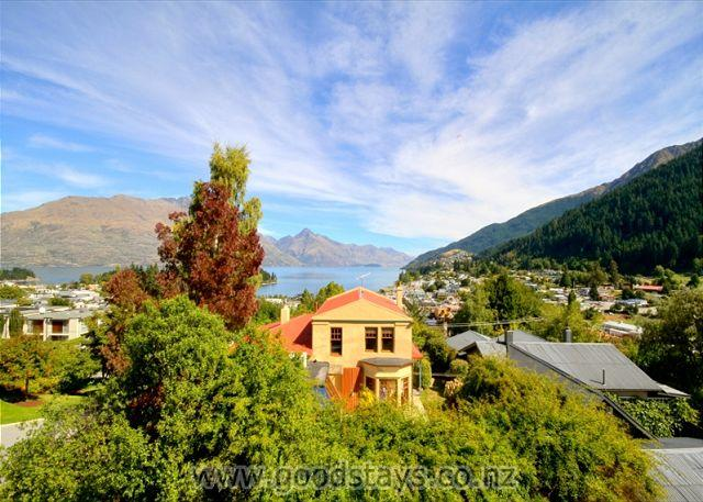 McAlister House - Image 1 - Queenstown - rentals