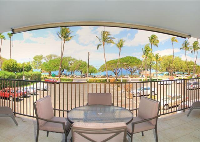 Maui Parkshore #215 - Maui Parkshore #215 - Ocean view, Remodeled 2/2. - Kihei - rentals