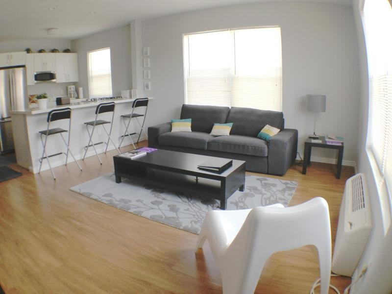 Modern 2 Bedrooms Apt 4 blocks The Beach - Image 1 - Miami Beach - rentals