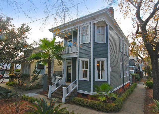 Norris Cook House - Image 1 - Savannah - rentals