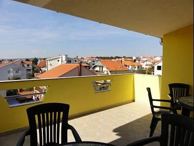 A(6): covered terrace - 6009 A(6) - Zadar - Zadar - rentals