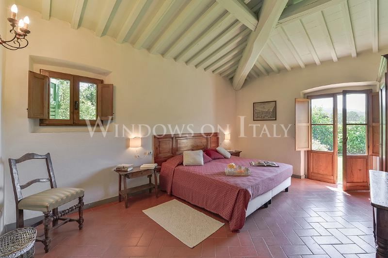Villa Sorte 13 - Windows On Italy - Image 1 - San Piero a Sieve - rentals