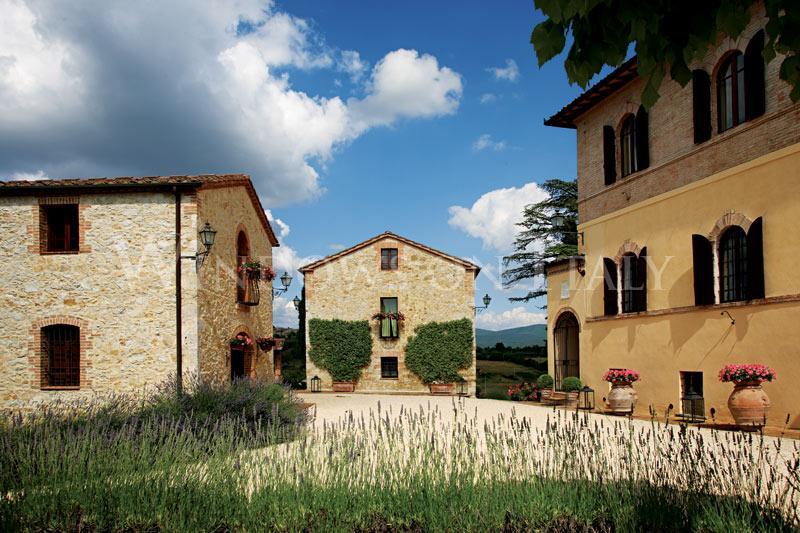Villa Isabella 25 - Windows On Italy - Image 1 - Pievescola - rentals