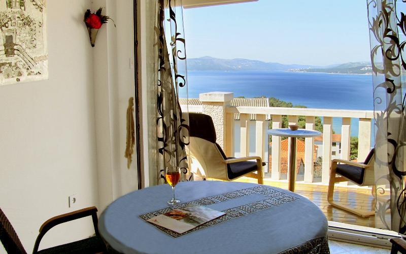 Apartment living room - PaPe Inn studio suite - Trogir - rentals