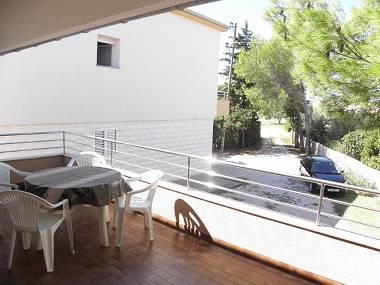 A2(2+2): common terrace - 6028 A2(2+2) - Nin - Nin - rentals