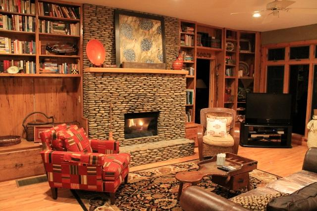 Gorgeous Cabin!!!! Hiking, Private, Fishing. - Image 1 - Burnsville - rentals