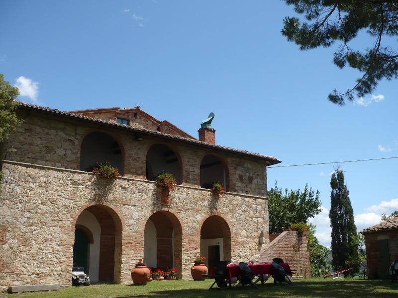 Caio Alto   fine villa in Tuscany - Agriturismo CAIO ALTO  -Historic farm  in Tuscany- - Cetona - rentals