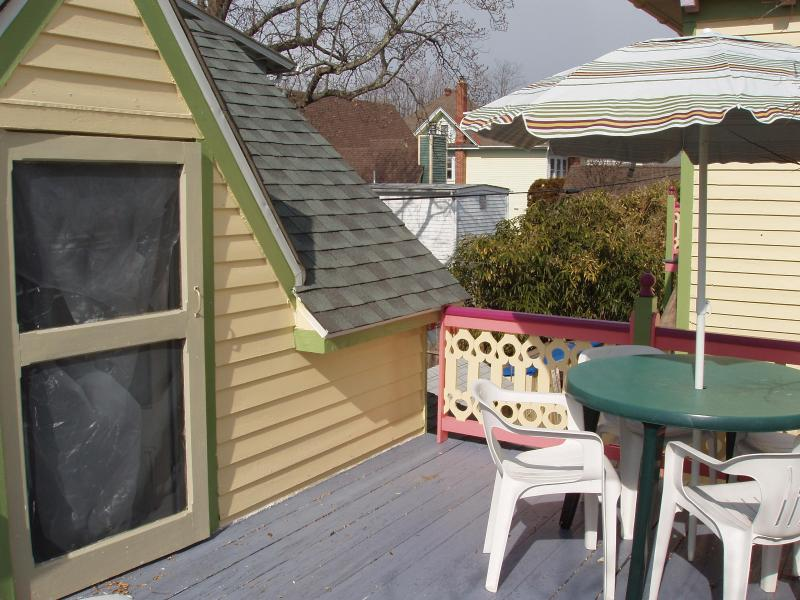 Inlet, #2 roof deck - Seaside cottage experience, e-z walk 2 everything - Cape May - rentals