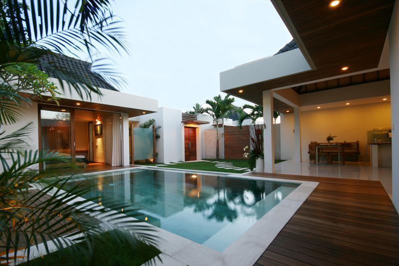 View of Villa Carmen Bali - Heart of Seminyak,5min walk Beach&3min Supermarket - Seminyak - rentals