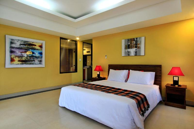 King Bed - 2 bedroom pool Villas - Denpasar - rentals